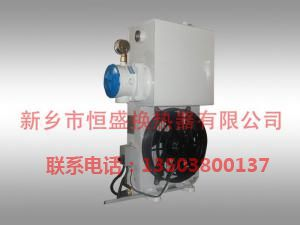 YLF2砼搅拌运输车用油冷却器